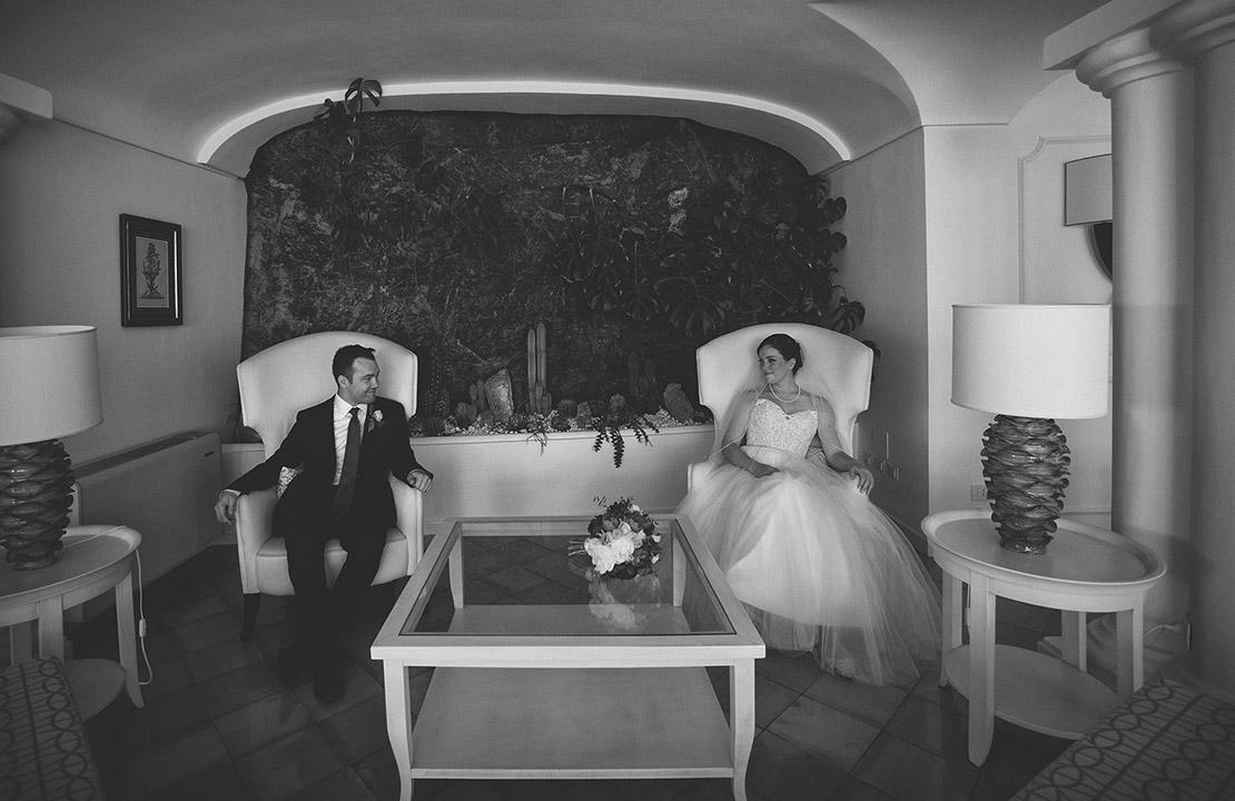 Elope wedding in Positano