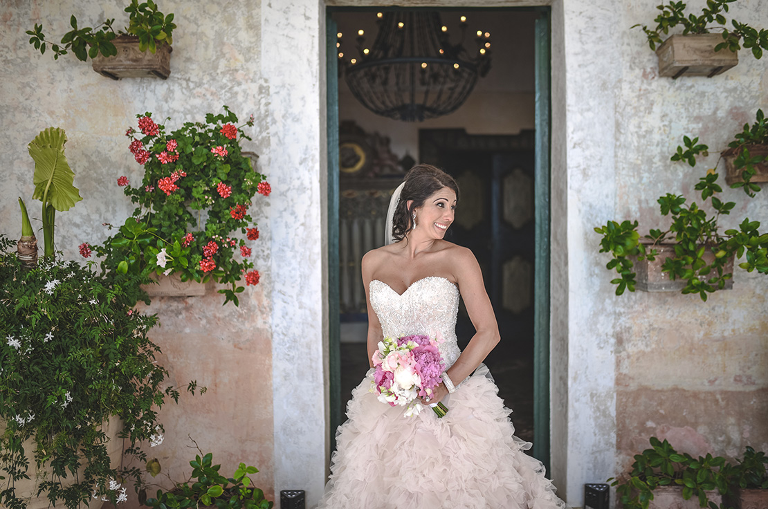 Wedding at the Stunning Villa San Giacomo