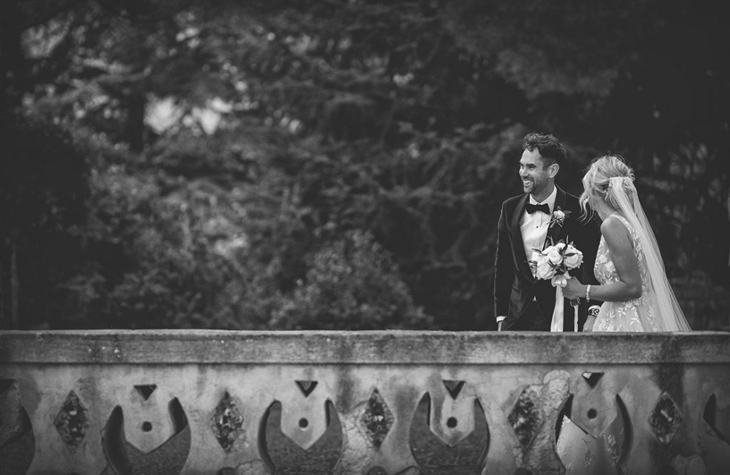 Romantic Wedding at Villa Cimbrone