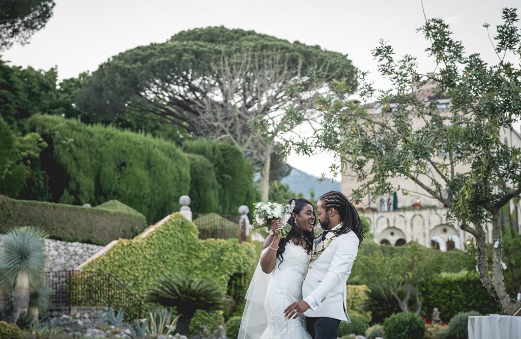 Intimate And Romantic Wedding In Ravello