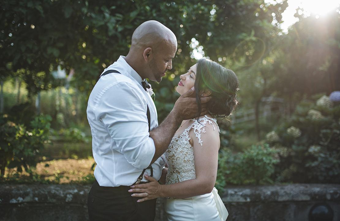 Wedding in Sorrento at Villa Antiche Mura