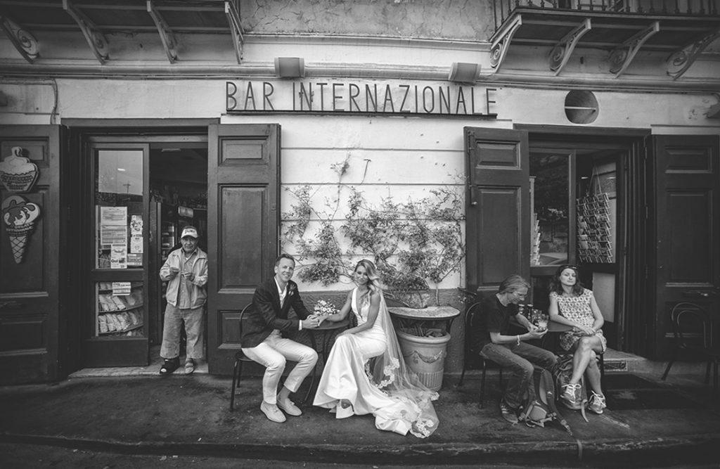 wedding photographers in positano