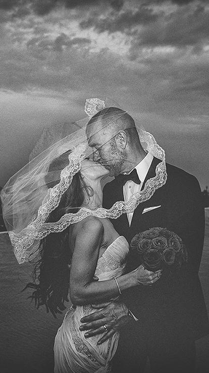 Belmond Hotel Caruso wedding