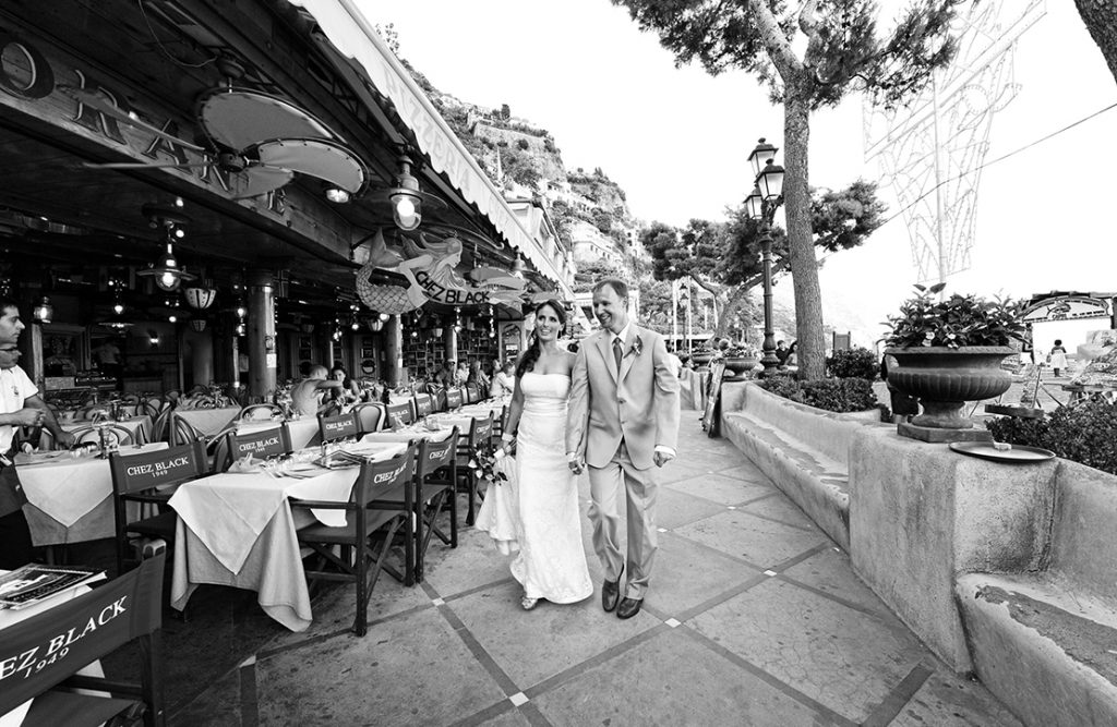 Positano Wedding Testimonial
