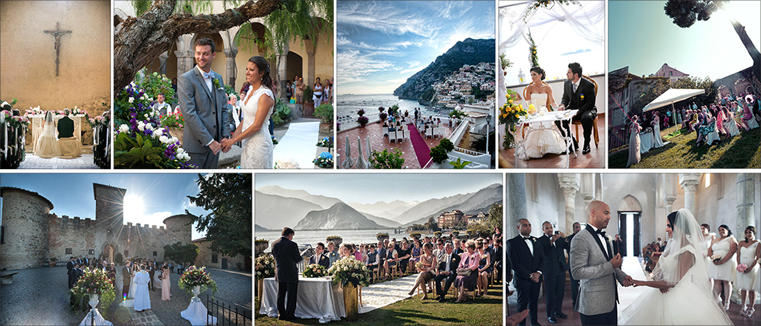 Wedding Blog for weddings in Italy